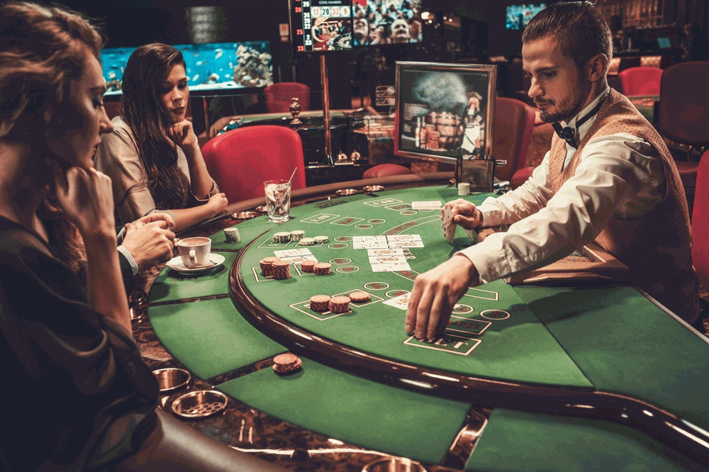 Gambling and Casino Industry