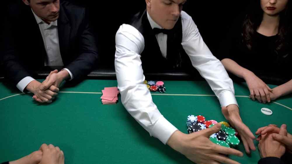 Blackjack Players Lose