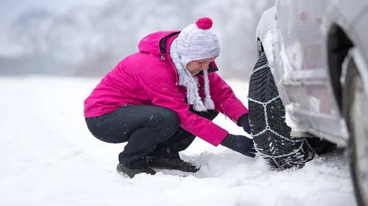 Protect Car In Winter Season